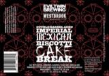 Evil Twin + Westbrook Imperial Mexican Biscotti Cake Break Coffee beer