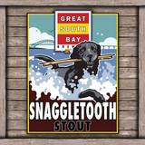 Great South Bay Snaggletooth Stout with Cocoa Nibs/Chili Pepper/Fresh Fuggle Hops beer