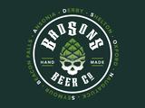 BAD SONS Bad Billy Brown beer