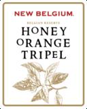 New Belgium Honey Orange Tripel beer