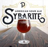 Pretentious Barrel House Sybarite beer
