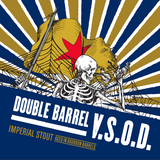Double Barrel V.S.O.D. beer