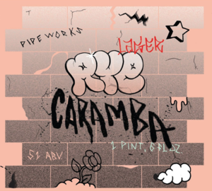 Pipeworks Rye Caramba Lager Beer