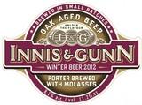 Innis & Gunn Winter Treacle Porter beer