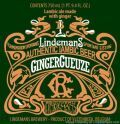 Lindemans GingerGueuze beer