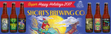 Shorts Super Hoppy Holidays beer