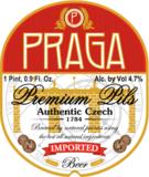 Praga Premium Pils Beer