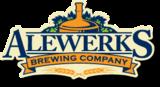 Alewerks Cranberry Lager beer