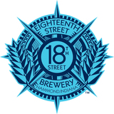 18th Street Brewing Psychedelic Lines IPA Beer