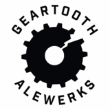Gear Tooth Burned and Blackened beer