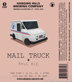 Hanging Hills Mail Truck Beer