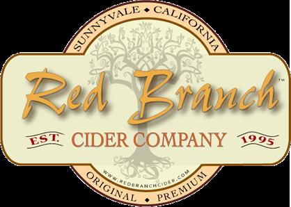 Red Branch Cider - Raspberry Cider beer Label Full Size