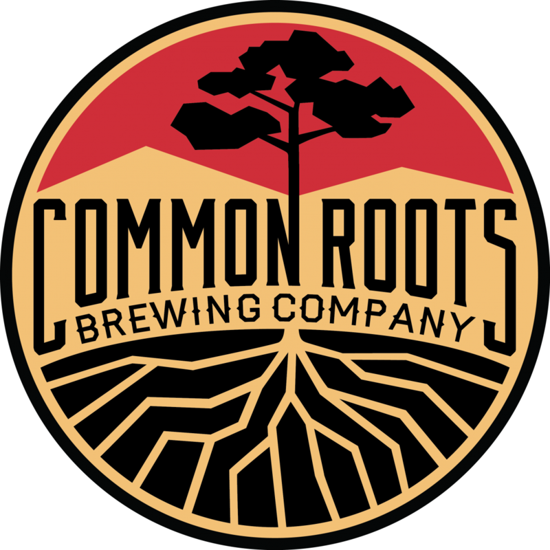 Common Roots Good Fortune IPA beer Label Full Size