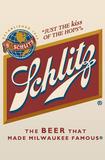 Schlitz 12 beer