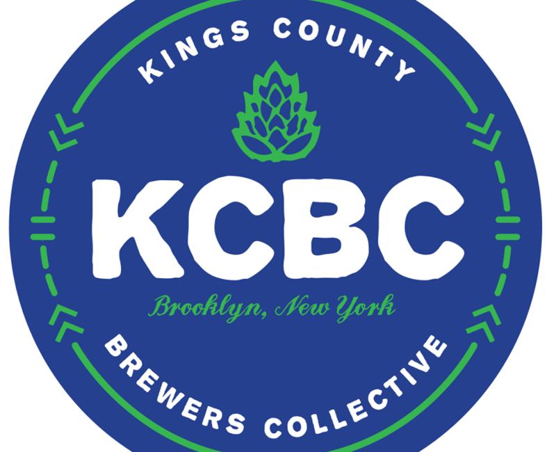 KCBC Intruder Alert beer Label Full Size