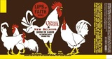 New Belgium + Vivant Lips of Faith: Biere de Garde beer