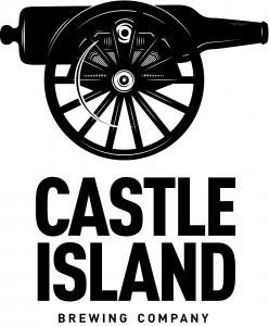 Castle Island Dank Sinatra beer Label Full Size