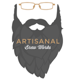 Artisnal Brew Works White In The Glasses Wit beer