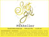 Mikkeller Sort Gul Black IPA Beer