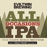 Evil Twin All Occasions IPA Beer