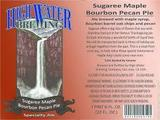 High Water Sugaree Maple Pecan Pie beer