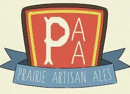 Prairie Bourbon Paradise beer Label Full Size