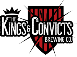 The Kings and Convicts Captain Freelove beer Label Full Size