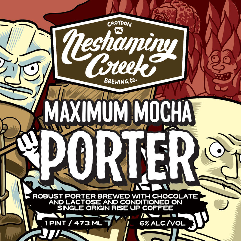 Image result for neshaminy creek maximum mocha