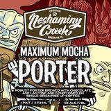 Neshaminy Creek Maximum Mocha Porter Beer