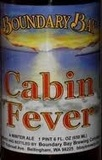 Boundary Bay Cabin Fever Beer