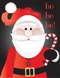 Burnt Marshmallow Sip'n Santa's Peppermint Stick Beer