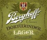 Berghoff Dortwunder Lager beer