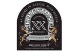 Firestone Walker Anniversary Ale XX 2016 beer