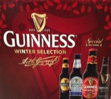 Guinness Winter Selection beer