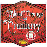 Brewery Vivant Blood Orange Cranberry beer
