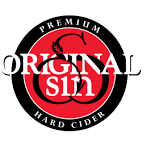 Original Sin Dry Rose Cider Beer