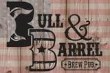 Bull & Barrel Brewery Honey Blueberry Ale beer