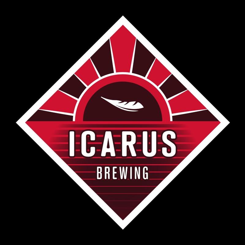 Icarus Kalashnikov beer Label Full Size