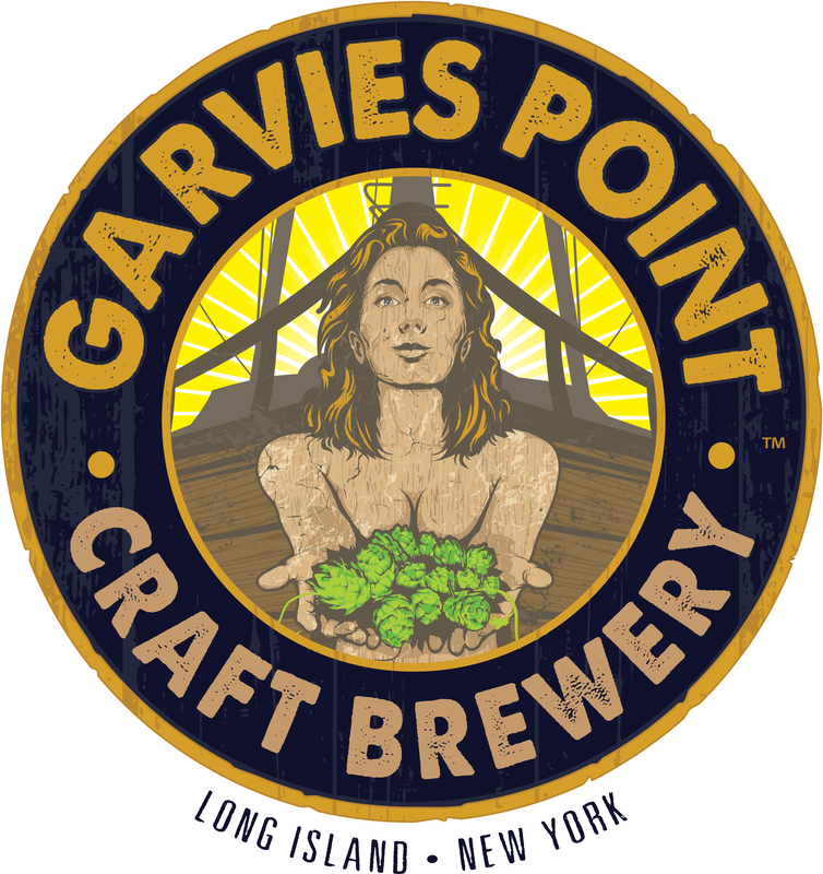 Garvies Point 00-Galaxy beer Label Full Size
