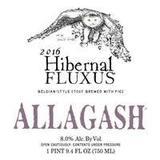 Allagash Hibernal Fluxus beer