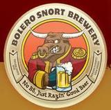 Bolero Snort The Bull Abides Beer