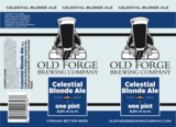 Old Forge Celestial Blond Ale Beer