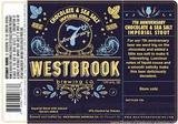Westbrook 7th Anniversary Salted Chocolate Imperial Stout Beer