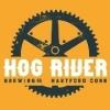 Hog River Fall Harvest beer Label Full Size