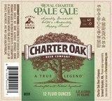 Charter Oak Royal Charter Pale Ale beer