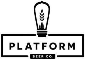 Platform High River Barrel Aged Stout beer Label Full Size