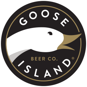 Goose Island Bourbon County Brand Proprietor 2017 beer Label Full Size