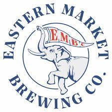 Eastern Market Cherry Porter La Cerise beer Label Full Size