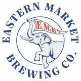 Eastern Market Brewing Company NE IPA beer