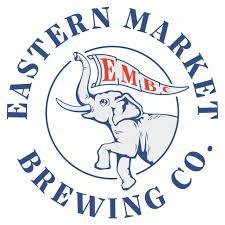 Eastern Market Brewing Company Altbier beer Label Full Size